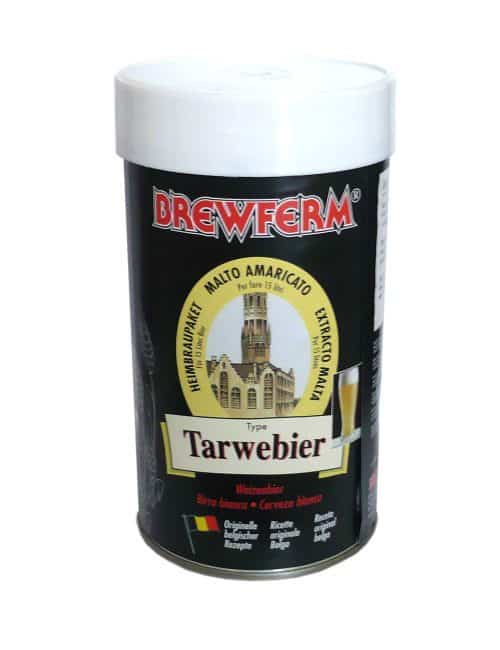 brewferm tarwebier beer kit