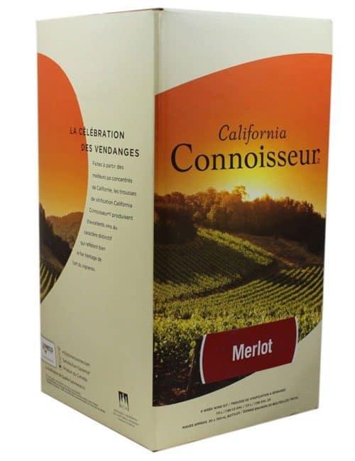 Connoisseur Merlot