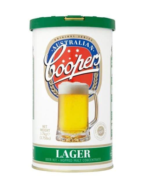 Coopers Australian Lager 1.7kg