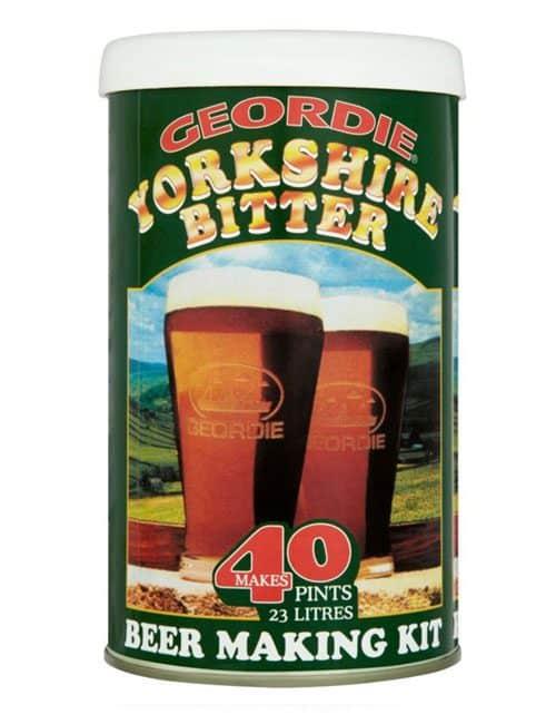 Geordie yorkshire bitter