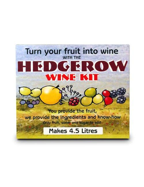 Hedgerow Wine kit glasses