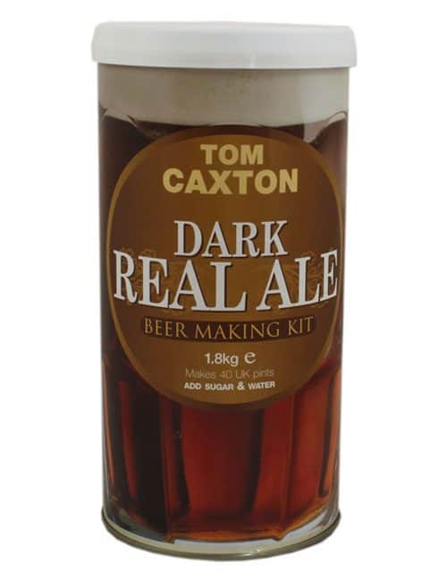 Tom Caxton Traditional Best Dark Real Ale 1