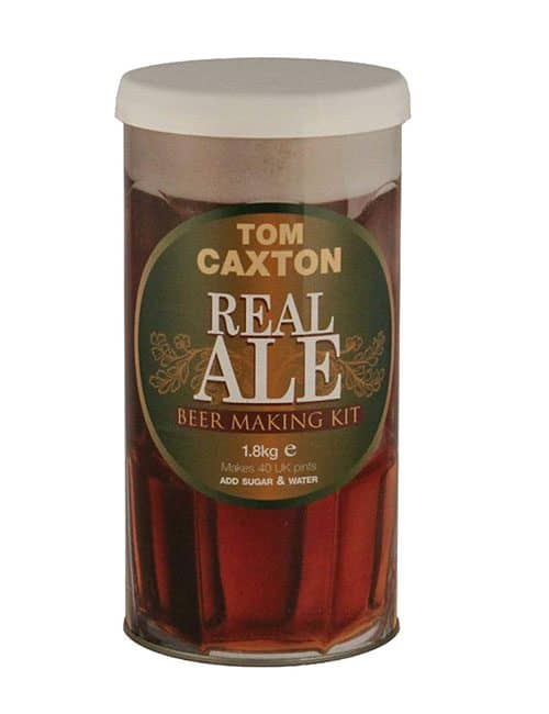 Tom Caxton Beer Kits