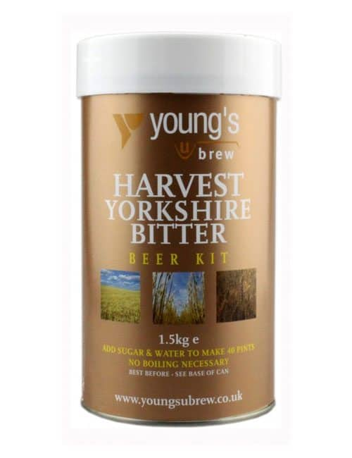 Youngs Harcvest Yorkshire Bitter