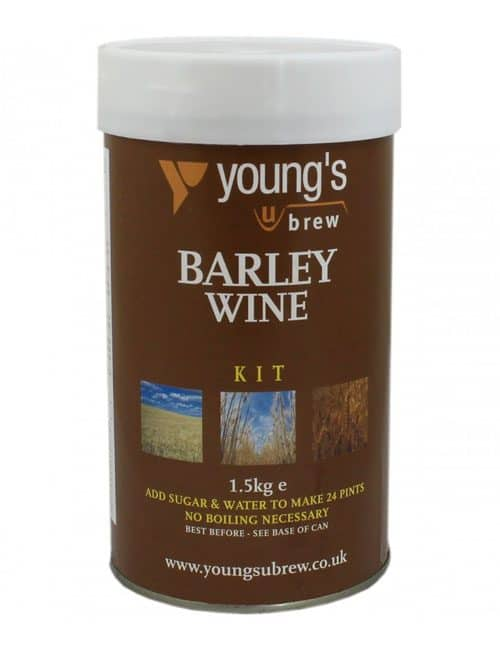 Youngs brew barley wine