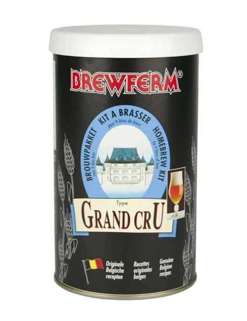 brewferm grand cru beer kit