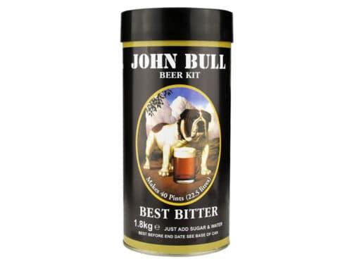 john bull best bitter beer kit