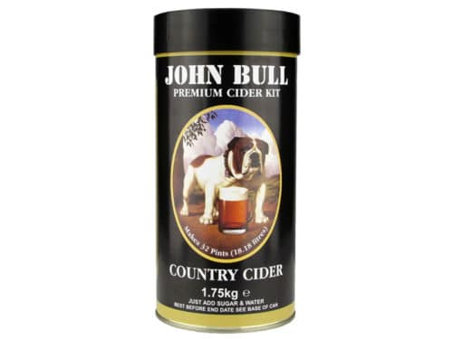 john bull country cider kit premium