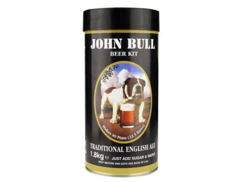 john bull traditional english ale beer kit