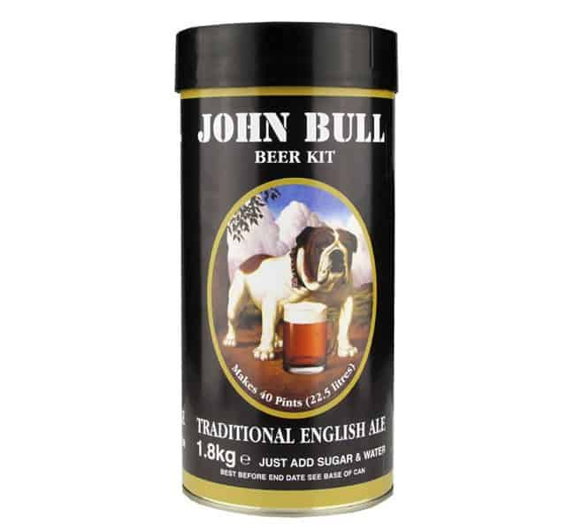 john bull traditional english ale beer kit
