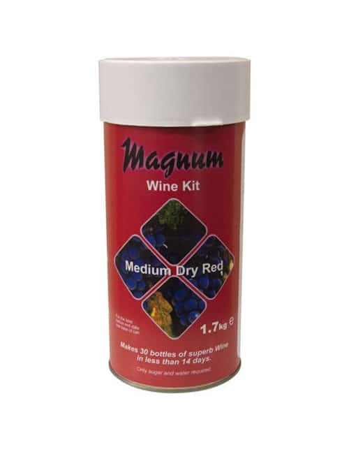maguum Wine Kit Dry Red