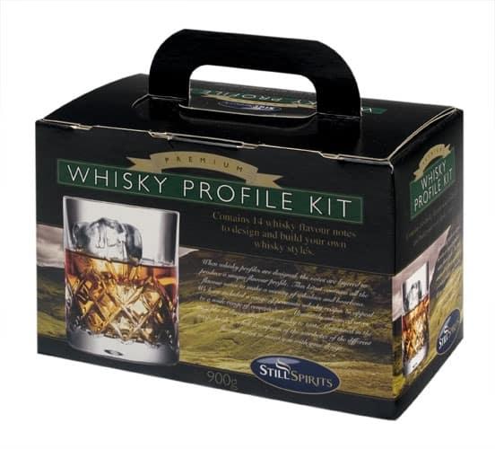 whisky profiel kit