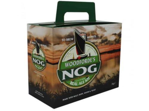 woodfordes nog real ale kit