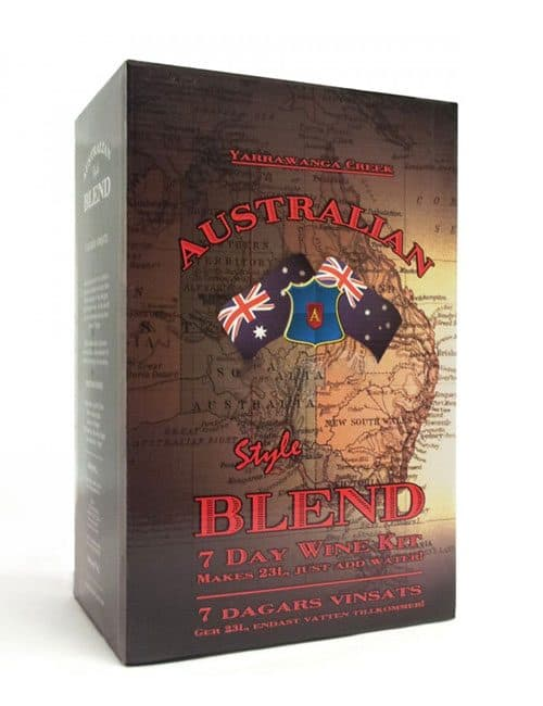 Australian Blend Wine Kits