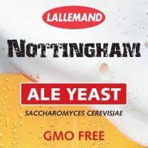 Danstar nottingham Ale Yeast