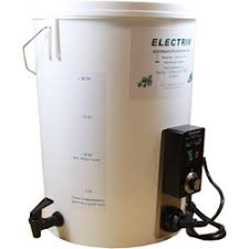 Electric Mashing Bin