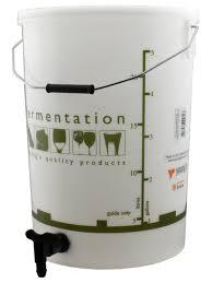 Fermenting Bucket Lid tap