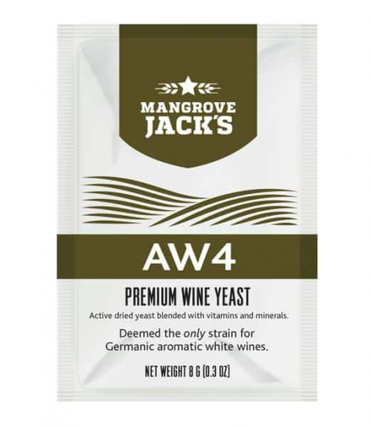 Mangrov Jacks Yeast AW4