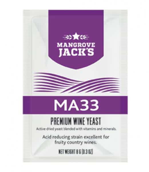 Mangrov Jacks Yeast MA33