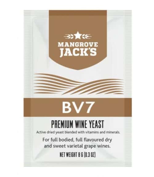 Mangrove Jacks Yeast BV7
