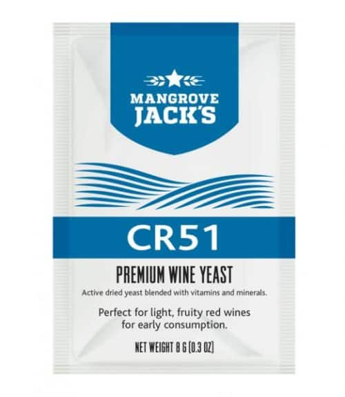 Mangrove Jacks Yeast CR51