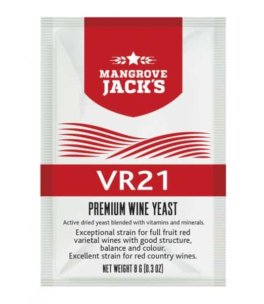 Mangroves Jacks Yeast VR21 8g
