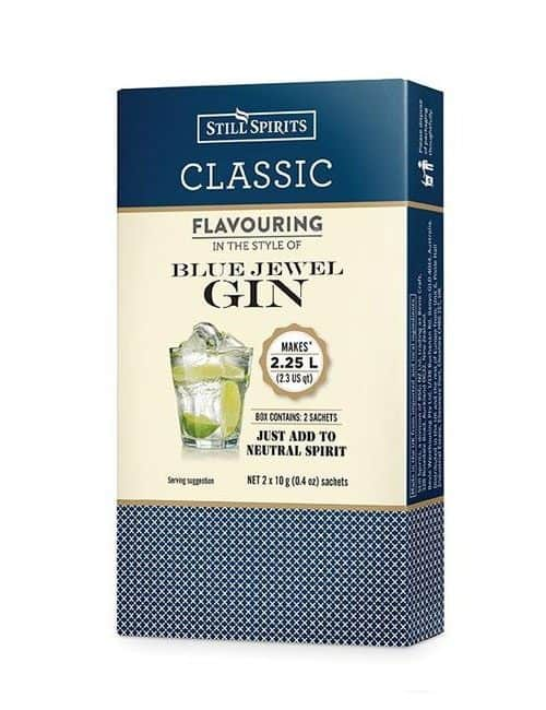 Satchet Spirits Blue Jewel Gin