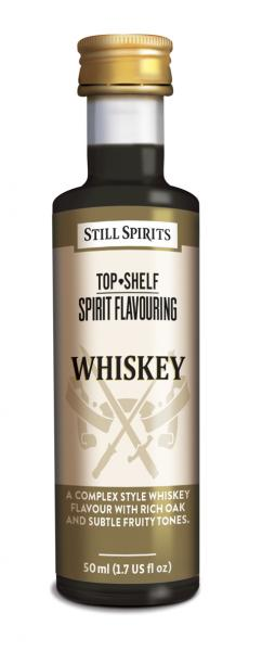 Still Spirits Whiskys Flavours