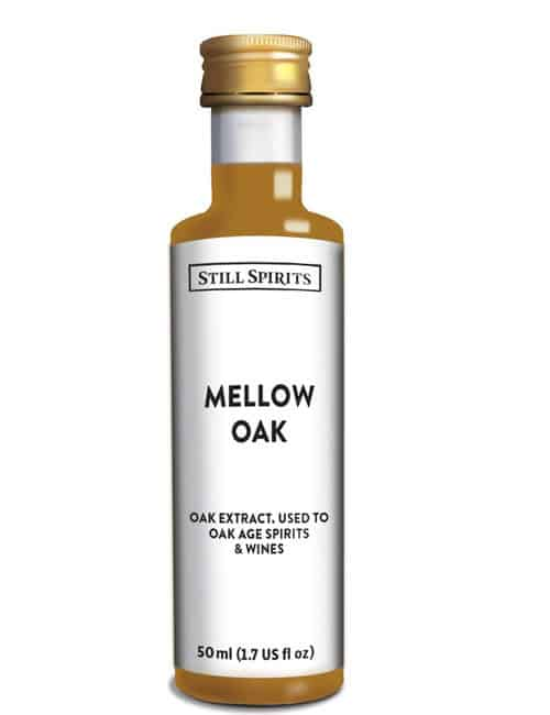 Still Spirits Mellow Oak