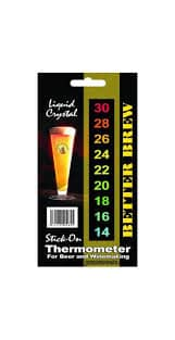 Thermometer Stick on liquid Crystal