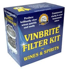 Vinbrite filter kit