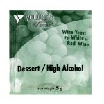Youngs Dessert High Alcohol Wine Yeast