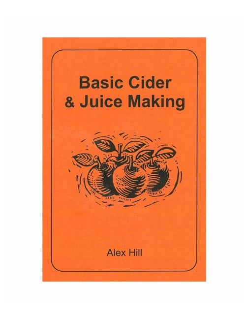 basic cider and juice making