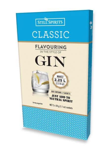 classic gin 2x pouch