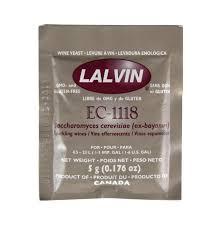 Lavin yeast