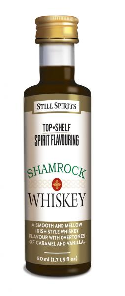 shamrock Whisky irish