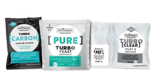 triple pack carbon yeast turbo clearing