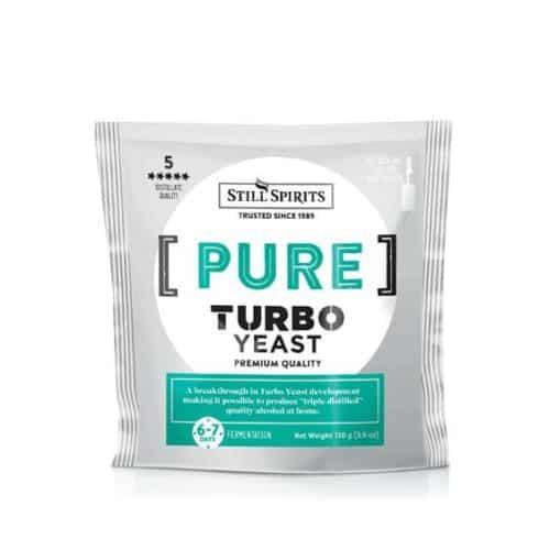 turbo yeast 6days 1