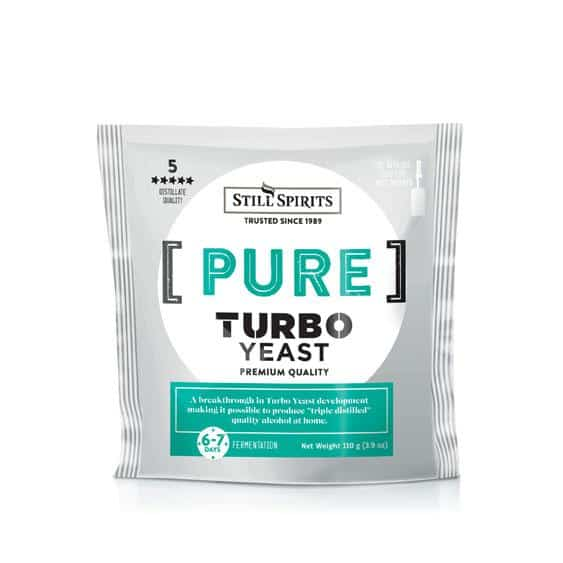 turbo yeast 6days 1