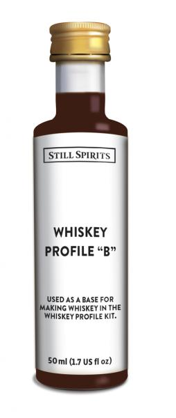 whisky profile b