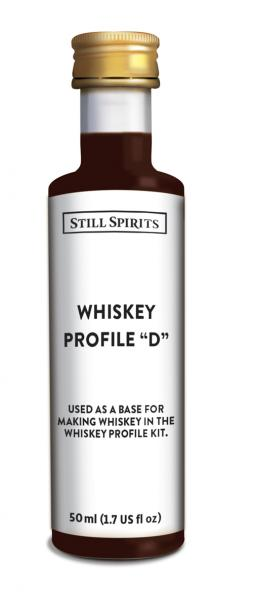 whisky profile d