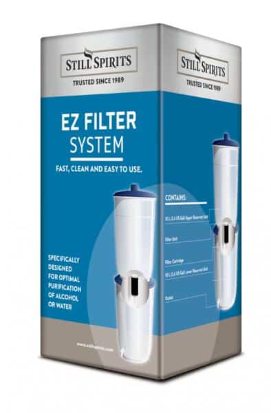 EZ Filter with 2x10 lt Pails