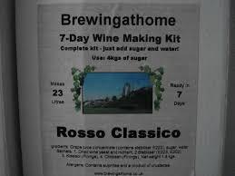 rosso.classico red wine