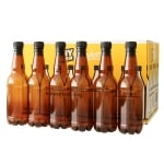 Coopers Amber PET Bottles 500ml