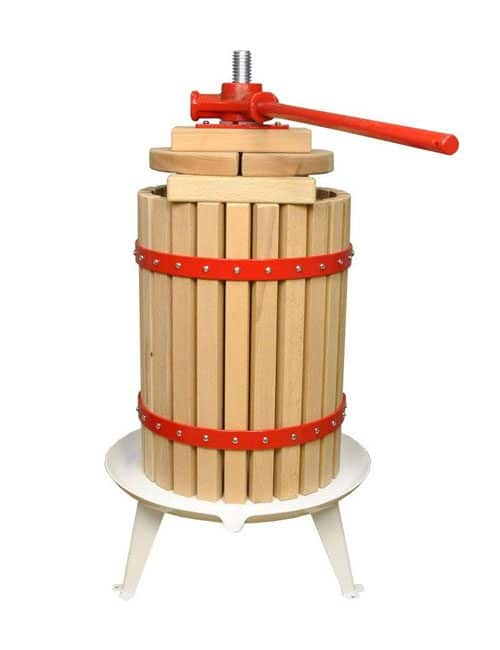 12 litre spindle fruit press