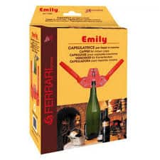 Emily twin lever Capper