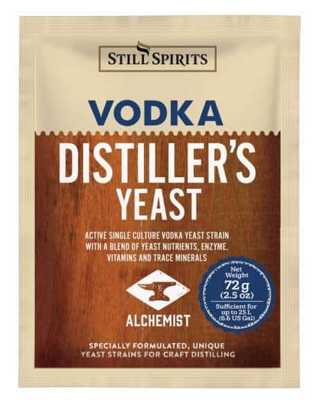 Vodka Distillers Yeast