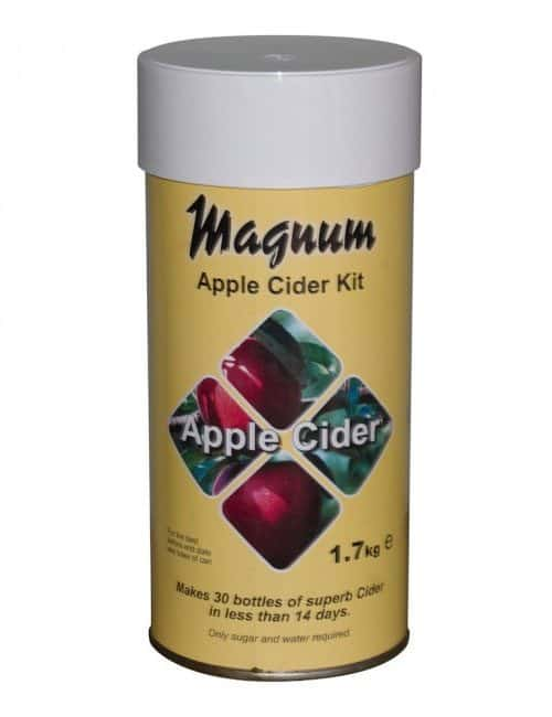 Maguum Apple Cider Kit
