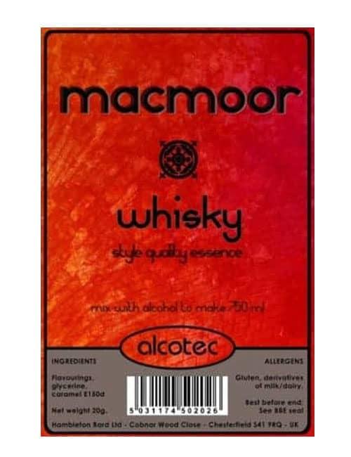 Essence whisky