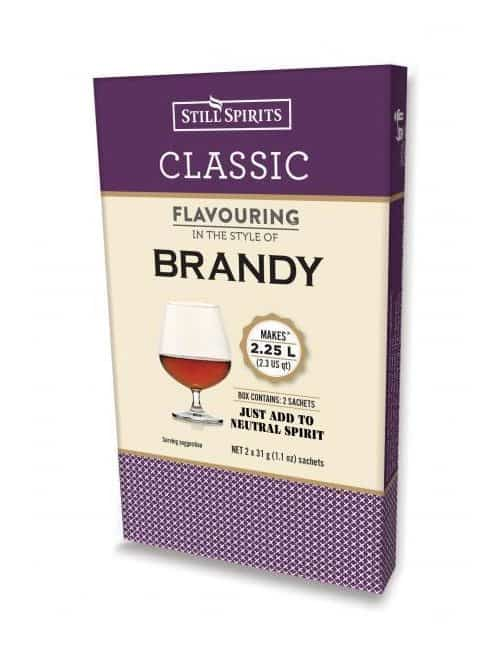 Satchet Spirits Brandy